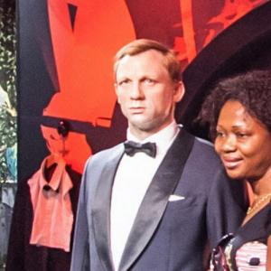 Daniel Craig at Madame Tussauds Amsterdam (StreetView)