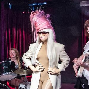 Lady Gaga at Madame Tussauds Amsterdam (StreetView)