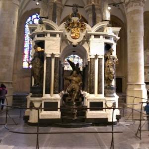 Tomb of William I, Prince of Orange in the Nieuwe Kerk (StreetView)