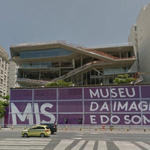 Museu da Imagem e do Som do Rio de Janeiro (StreetView)