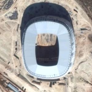 New Gaziantep Stadium (Google Maps)