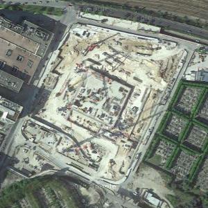 Arena 92 (under construction) (Google Maps)