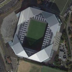 Suita City Football Stadium (Google Maps)