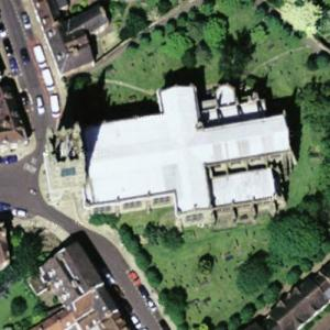St Mary's Collegiate Church (Google Maps)