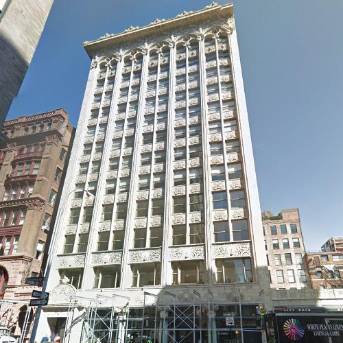 Colleges In Ct >> 'Bayard-Condict Building' by Louis Sullivan in New York, NY - Virtual Globetrotting