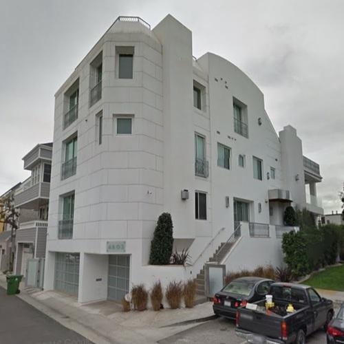 Ice Cube S House Previously Jean Claude Van Damme In Marina Del Rey Ca Google Maps