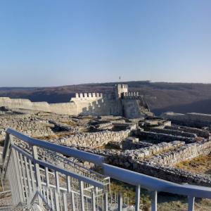 Shumen Fortress (StreetView)