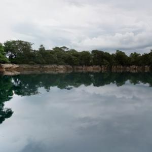 Lake Kashiba (StreetView)