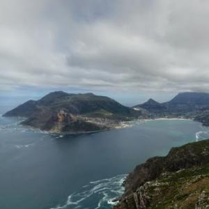 View from Chapman's Peak (StreetView)