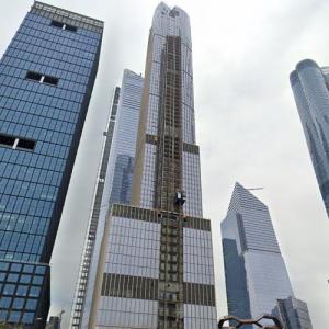 35 Hudson Yards under construction (StreetView)