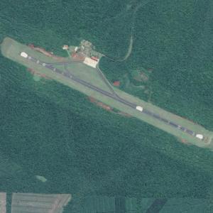 Cataratas del Iguazú International Airport (IGR) (Google Maps)