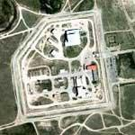 Peacekeeper Missile weapons storage facility (Google Maps)