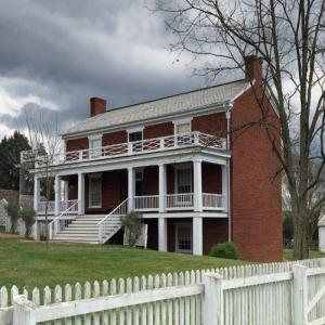 McLean House - Civil War surrender site (StreetView)