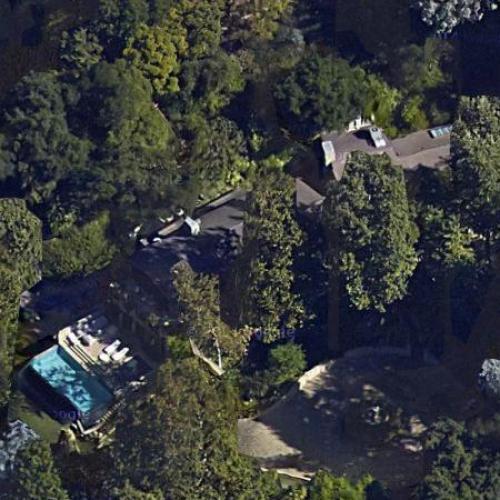Jennifer Lopez's House (Google Maps)