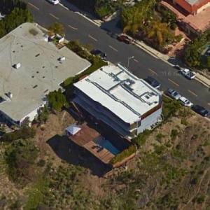 Megan Ellison's House (Former) (Google Maps)
