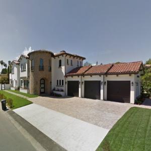 Michael B. Jordan's House (StreetView)