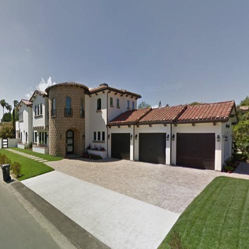Michael B. Jordan's House In Los Angeles, CA (Google Maps
