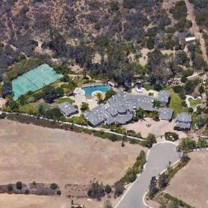 Shakim Compere's House (Google Maps)
