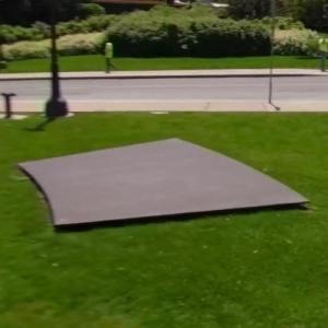 'Curve I' by Ellsworth Kelly (StreetView)
