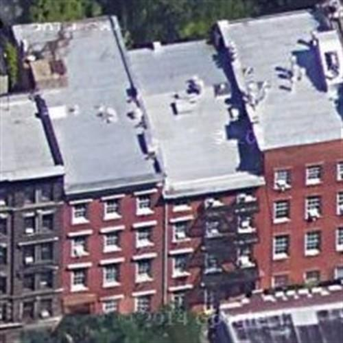 Sarah Jessica Parker & Matthew Broderick's Townhouses (Google Maps)