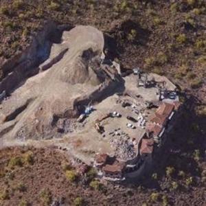 Jason Hope's 100,000 sqft Estate Under Construction (Former) (Google Maps)