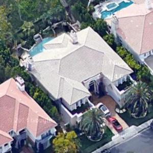 Kevin Hart's House (Google Maps)