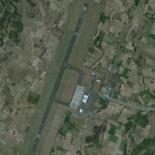 Iloilo International Airport Map Iloilo International Airport (ILO) in Cabatuan, Philippines