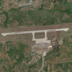 Laguindingan Airport (CGY) (Google Maps)