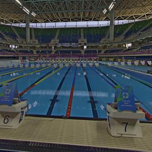 Olympic Aquatics Stadium (2016 Summer Olympics) (StreetView)