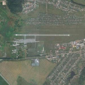 Uktus Airport (Google Maps)