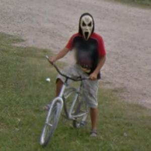 Ghostface (StreetView)