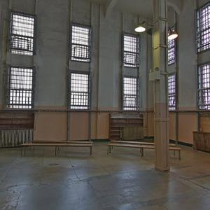 Alcatraz Library (StreetView)
