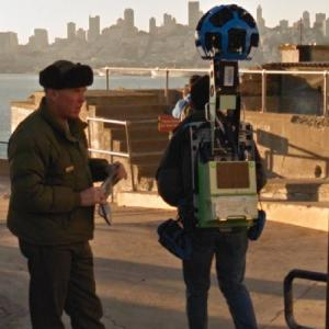 Google Trekker Camera (Alcatraz) (StreetView)