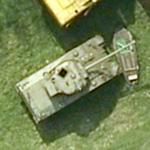 Dutch tank (Google Maps)