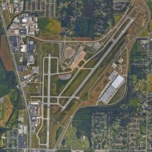 Evansville Regional Airport (Google Maps)