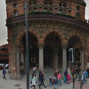 Spice Girls 'Wannabe' Filming Location (St. Pancras Hotel) (StreetView)