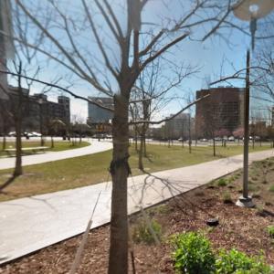 Belo Garden Park (2016 shooting of Dallas police) (StreetView)