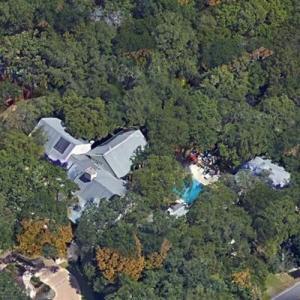 Phil Dawson's House (Google Maps)