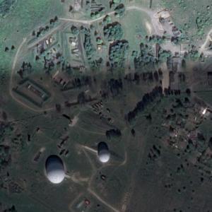 Radar Domes & Armed SAM Site (Google Maps)
