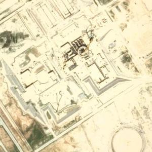 Baltic Nuclear Power Plant - Under Construction (Google Maps)