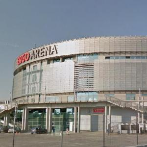 Ergo Arena (StreetView)