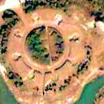 Anti-Air Battery at Sunchon (Google Maps)