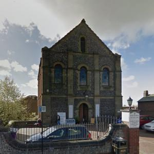 (Former) Trinity Congregational Church (StreetView)