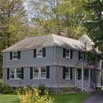 'F. L. Ames Gardener's Cottage' by H. H. Richardson