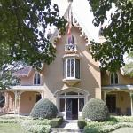 William J. Rotch Gothic Cottage