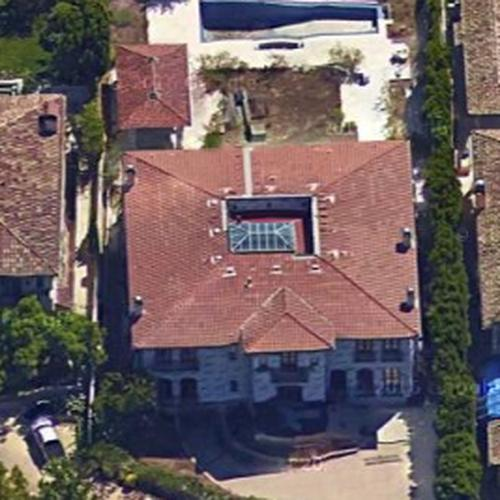 Kathy Griffin's House (Former) (Google Maps)