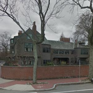 Mary Fiske Stoughton House (StreetView)