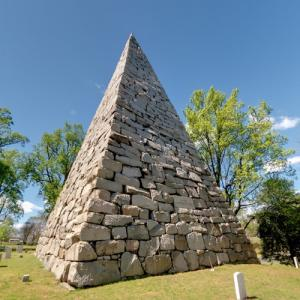 Pyramid Monument to Confederate War Dead (StreetView)