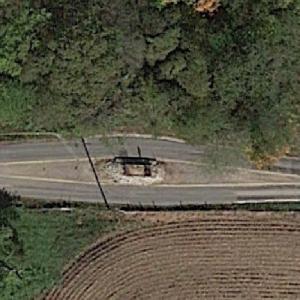 Grave of Nancy Barnett (Google Maps)