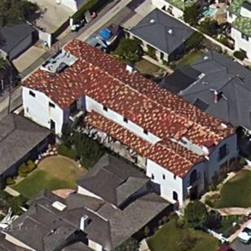 Ferrari California T >> Jim Edmonds & Meghan King Edmonds' House in Newport Beach ...